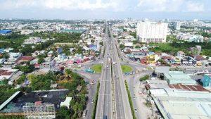 Giá đất thị xã Phú Mỹ