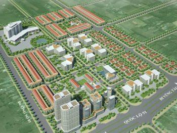 Yếu tố gây sốt đất thị xã Phú Mỹ