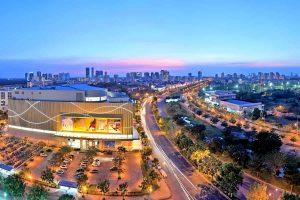 Bất động sản Thị xã Phú Mỹ luôn thu hút rất nhiều các đầu tư