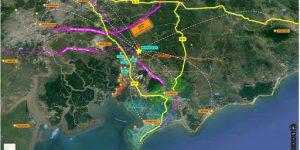 Mạng lưới các dự án khu đô thị sang trọng bậc nhất tại Phú Mỹ