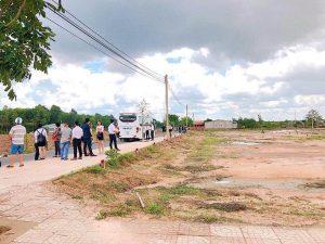 Đất nền thị xã Phú Mỹ
