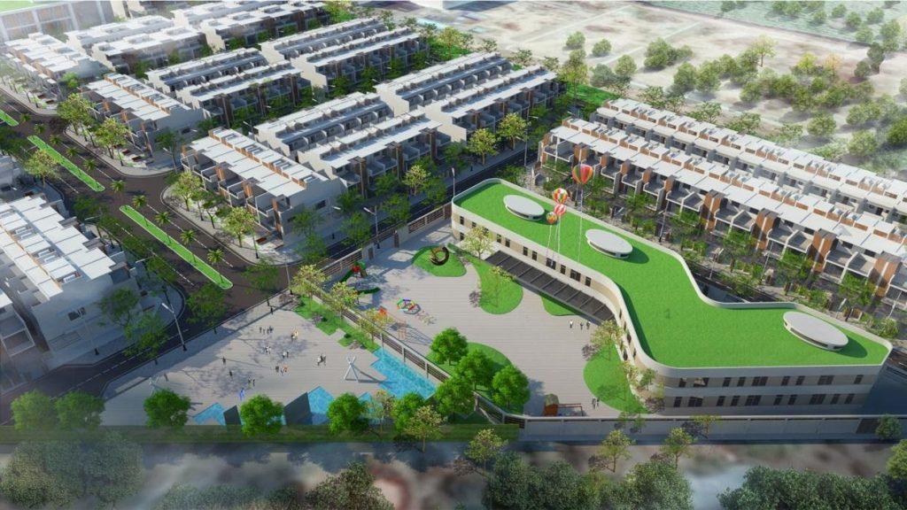 Đầu tư phát triển tại phường Tóc Tiên