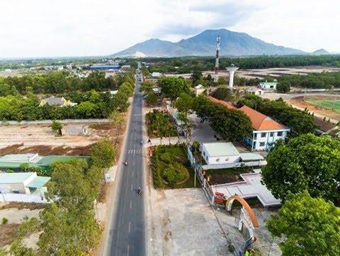 Đất nền đẹp phường Tóc Tiên