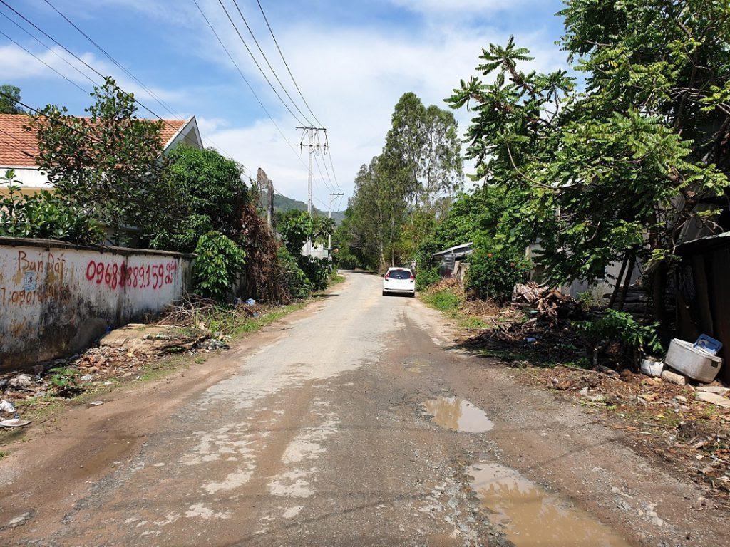 Đất nền tại xã Tóc Tiên