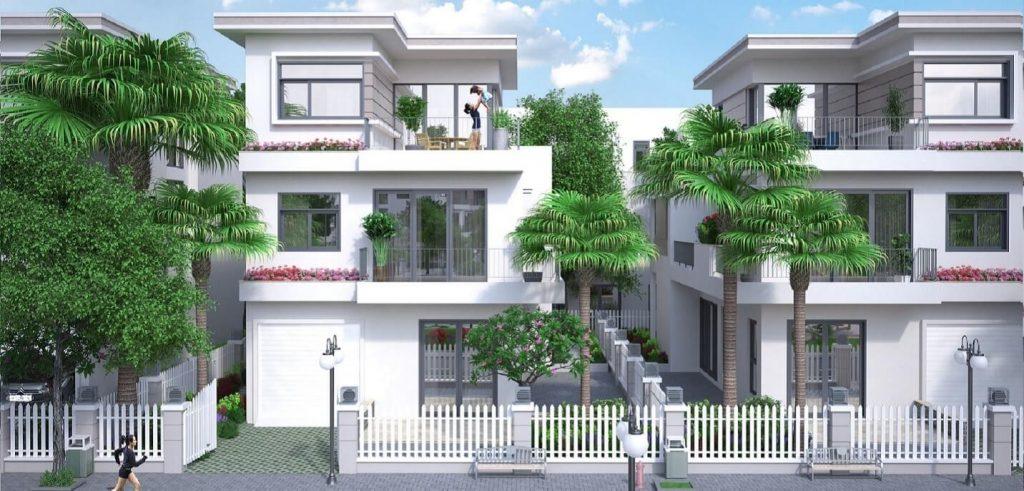 Dự án lớn với nhiều căn hộ