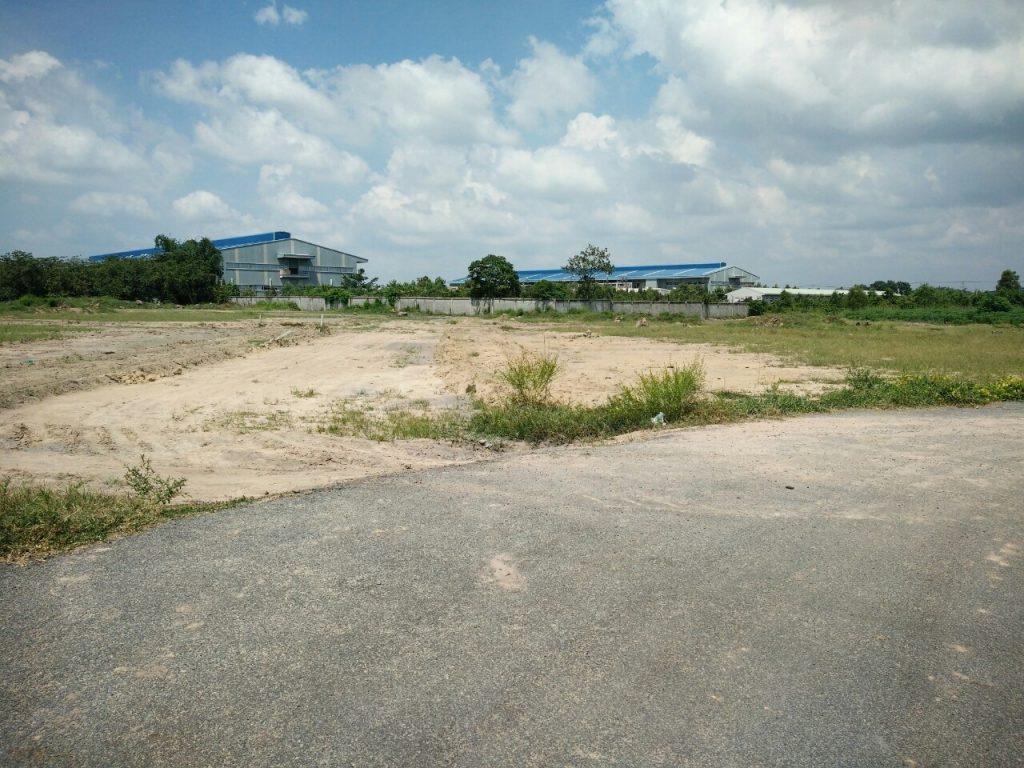 Đất tại xã Tóc Tiên gần mặt đường thuận lợi cho dự án bất động sản