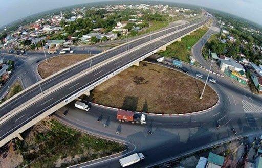 Cơ sở hạ tầng giao thông được đầu tư phát triển