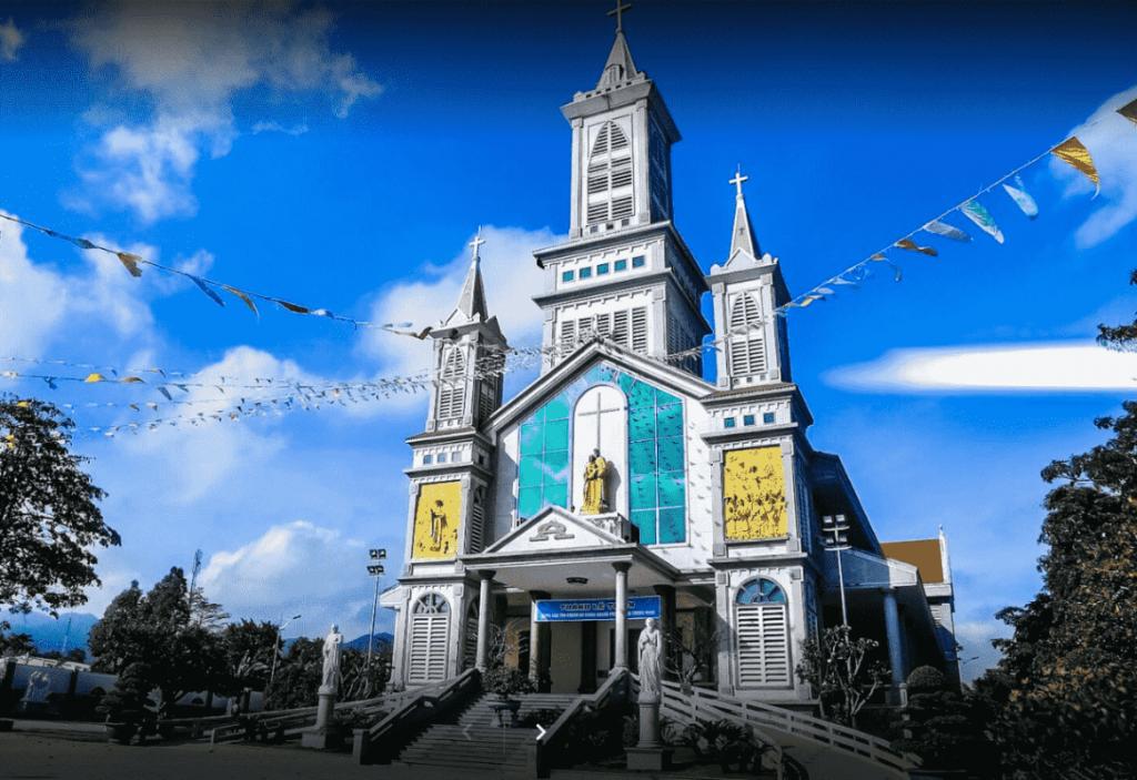 Nhà thờ giáo xứ Châu Pha