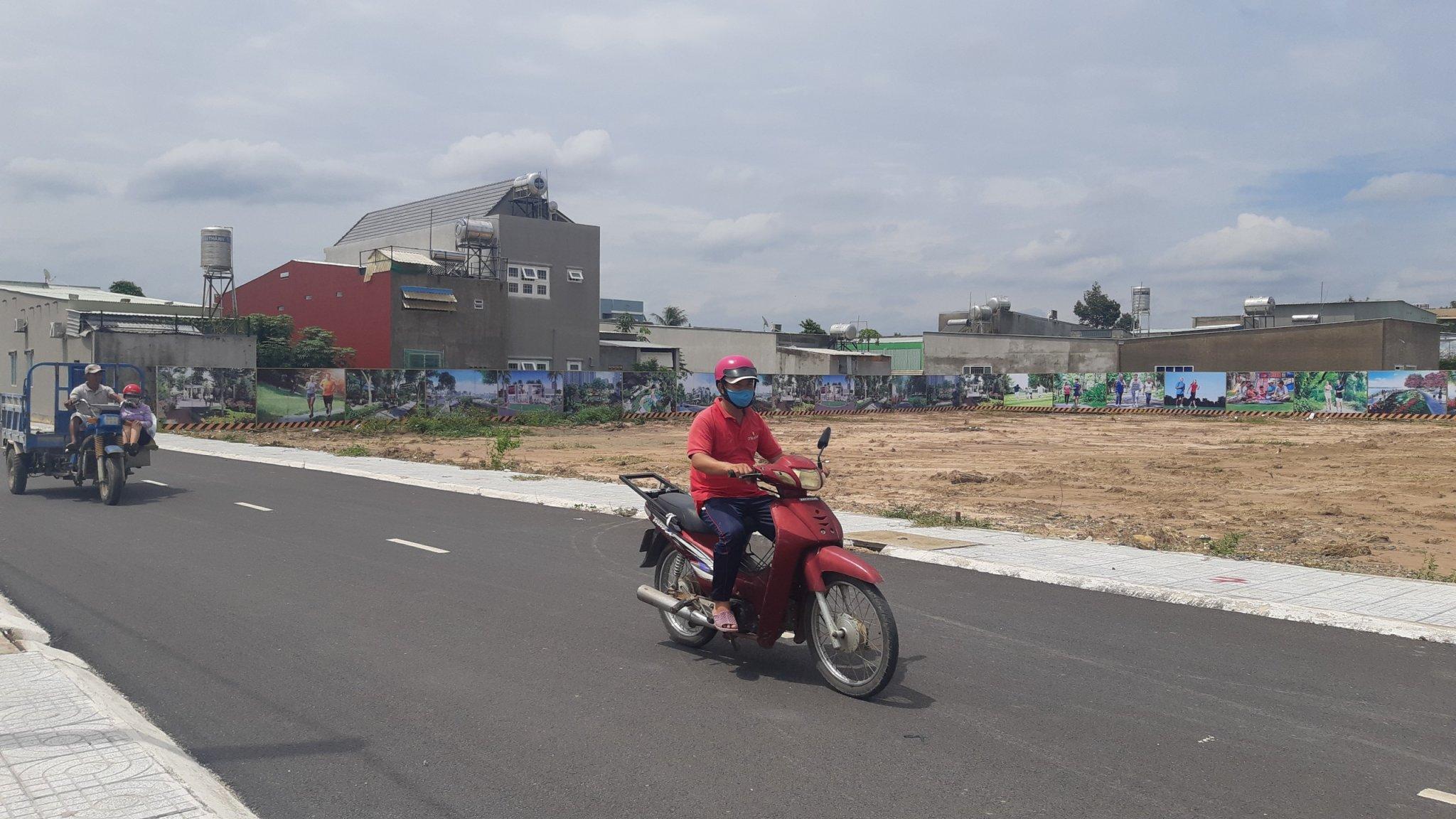 10x.34m2 đất ở Mặt Tiền đường 8m Cạnh Tái Định Cư Tân Phước