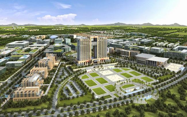 Các đô thị ngày càng phát triển tại Thị xã Phú Mỹ
