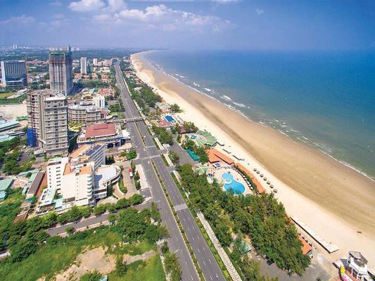 Tỉnh Bà Rịa Vũng Tàu có tiềm năng lớn phát triển ngành du lịch