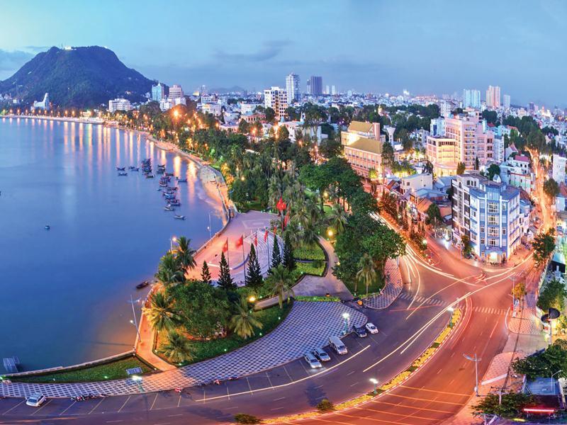 Thị xã Phú Mỹ đang trên đà phát triển mạnh mẽ