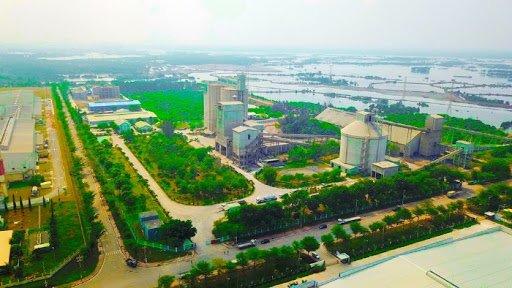Các lô đất gần khu công nghiệp của Phường Mỹ Xuân