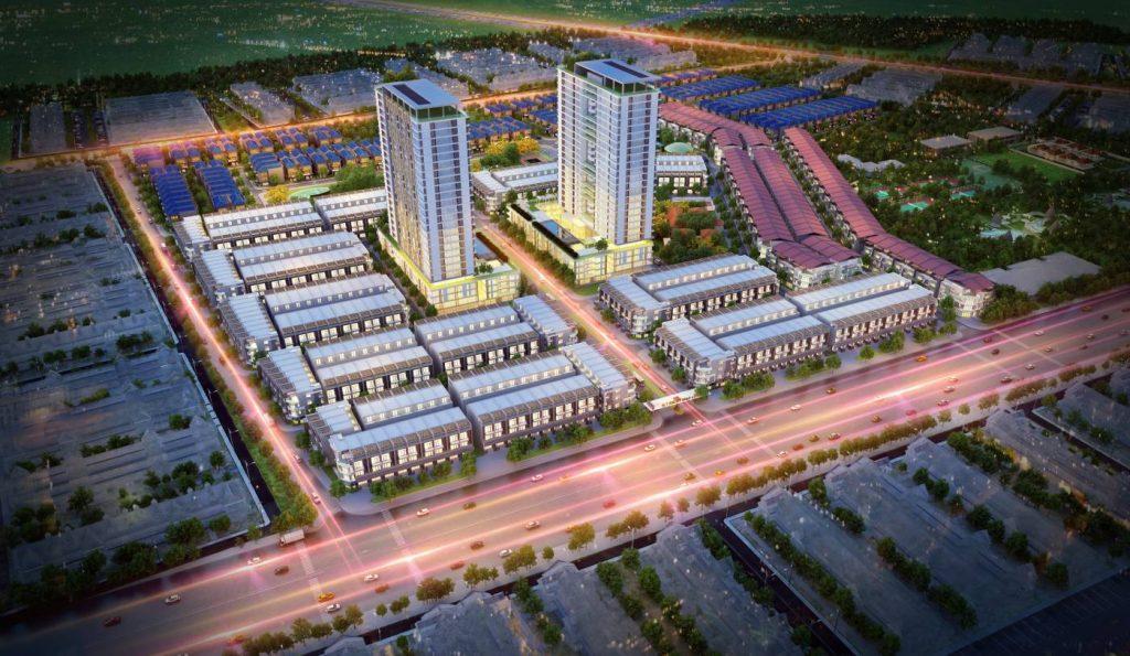 Dự án Phú Mỹ Gold City tại Phường Mỹ Xuân